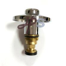Cartucho de válvula de fontanería de latón para válvula de cierre PPR
