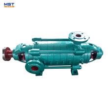 Pompe à eau à plusieurs étages haute pression pour l'alimentation de la chaudière