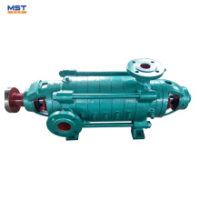 Multistage water pump high pressure for boiler feed