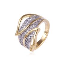 Женское роскошное многоцветное кольцо Xuping с камнем CZ
