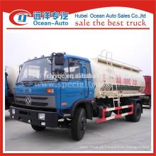 Novo estado 16cbm material auto transporte trucks venda
