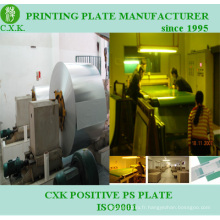 Cxk Green Surface PS Plates