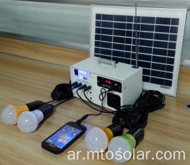 12v solar shower indoor system with music play
