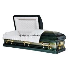 Style américain acier cercueil (16179051)