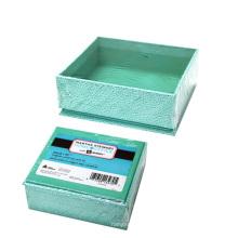 Коробка для образцов крокодила для органайзера