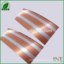 Factory supplies ISO standard Electrical Contact material bimetal clad strips