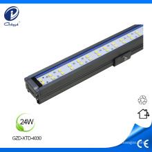 Barra de luz led alta CRI 24W SMD aluminio