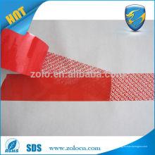 OPEN VOID появляется, если удалить защитную упаковочную ленту