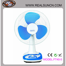Ventilador de tabla de la buena calidad con la alta materia prima del CE RoHS