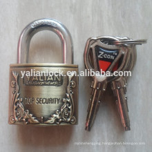 High grade hot sale wooden door lock