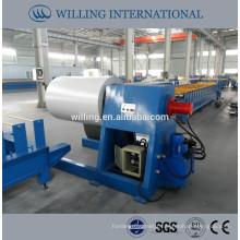 steel profiling machine uncoiler, steel profiling machine decoiler