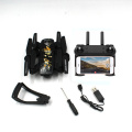 Abejón plegable profesional SJY-DM107S Auto altura de retorno conjunto quadcopter wifi selfie drone con cámara de 2MP HD sígueme