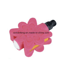 Cheap Price Plastic Rubber Bicycle Pedal for Kids Bike (HPD-042)