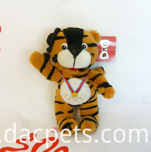 tiger zoo plush