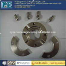 Hochwertige Edelstahl CNC-Bearbeitung Teile mechanisch montieren