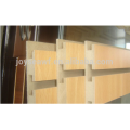 slot board for display slatwall