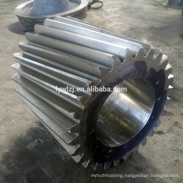 High Quality Pinion Gear For Ball Mill