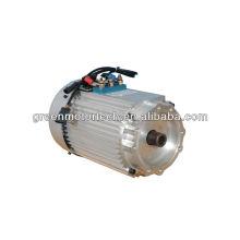 motor de vehículo eléctrico 2kw