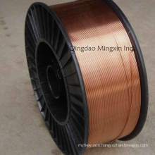 Copper Coated Er70s-6 CO2 Carbon MIG Welding Wire