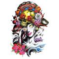 Padrões de apanhador de sonhos, tatuagem temporária para mulheres bonitas