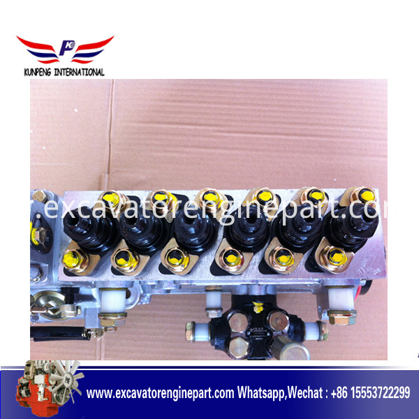 LG968 4110000186618 INJECTION PUMP CP10Z-P10Z002+A for hydraulic Excavator spare parts