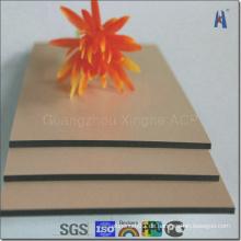 Bürsten- und regelmäßige Normallack-Aluminium-Verbundplatte