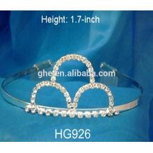 ISO9001: 2000 usine directement anneaux de couronne femme