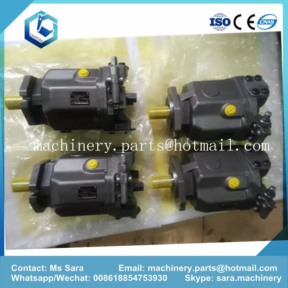 2 rexroth hydraulic pumps