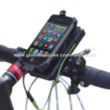 Bike light with power bank, adjust view angle, smart charging to all your portable device