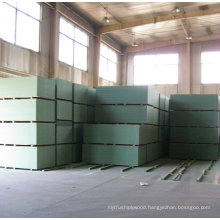 Green Color MDF For moisture resist