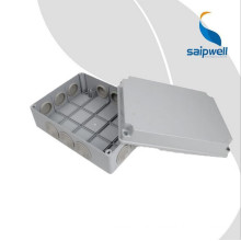 2013 New ABS ip65 plastic enclosure for electronics products with cable gland 300*220*120mm