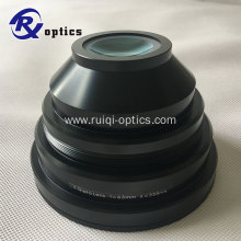 532nm F Theta Scanning Lens For UV Laser
