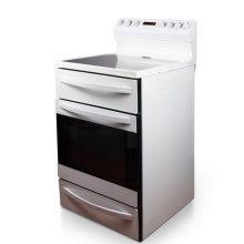 54cm Free Standing Oven with Ceramic Stove