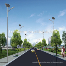 luz de calle led separada luz de calle llevada con panel solar