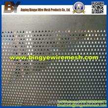 Malha de metal perfurada usada em tetos falsos de Anping