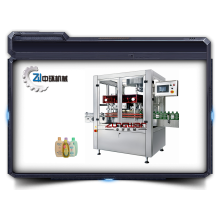 Automatic Inline Cap Tightening Machinery