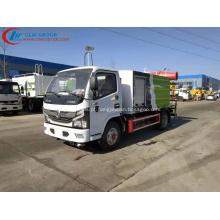 Caminhões quentes da remoção de poeira de DFAC D6 5CBM