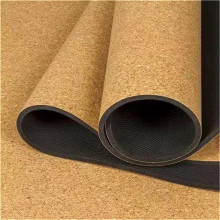 Cork Yoga Mat Soft Sweat Resistant Thicker Longer and Wider for More Comfort