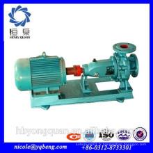 Fabrication de prix d'usine New Type Pompe de circulation d'eau chaude de haute qualité