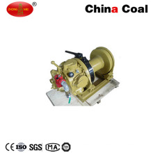 3 Ton Mine and Construction Used Anti-Explosion Air Tugger Winch
