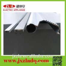 Tubes de rainure en aluminium bon marché avec certification ISO