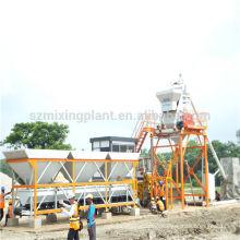 35t/h HZS35 smal concrete batching plant