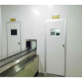 automatic spray coating system for glass parts