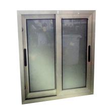 Precio directo de fábrica horizontal suave deslizante ventana de servicio