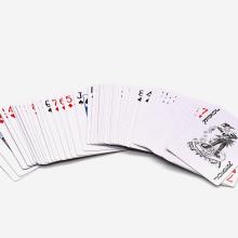 54pcs Spielkarten für Casino-Poker-Chips-Spiel