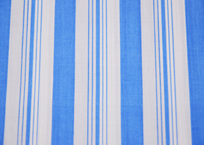 CVC Plain Printed Fabric