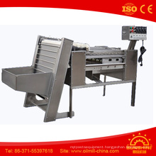 Top Sale Hen Boiled Egg Peeling Machine Egg Breaking Machine
