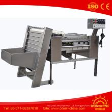 Máquina de quebra superior do ovo da máquina da casca do ovo cozido da galinha da venda