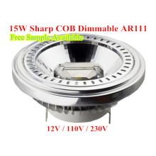 LED-Licht LED dimmbar AR111 LED Birne LED Lampe