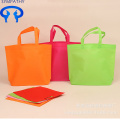 Custom green bag shopping bag carrier bag
